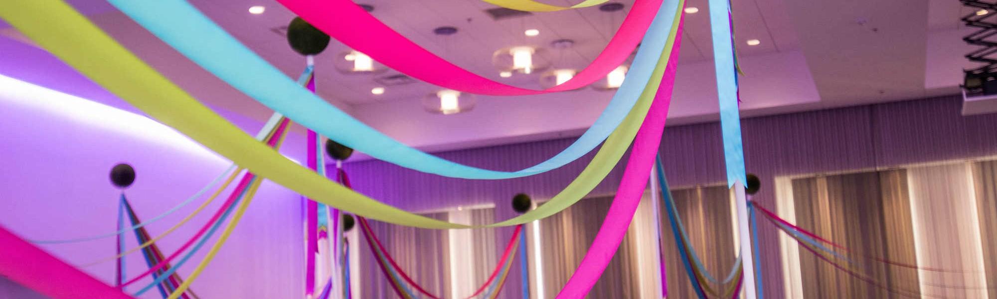 Ann Plans Ribbon Ceiling slider