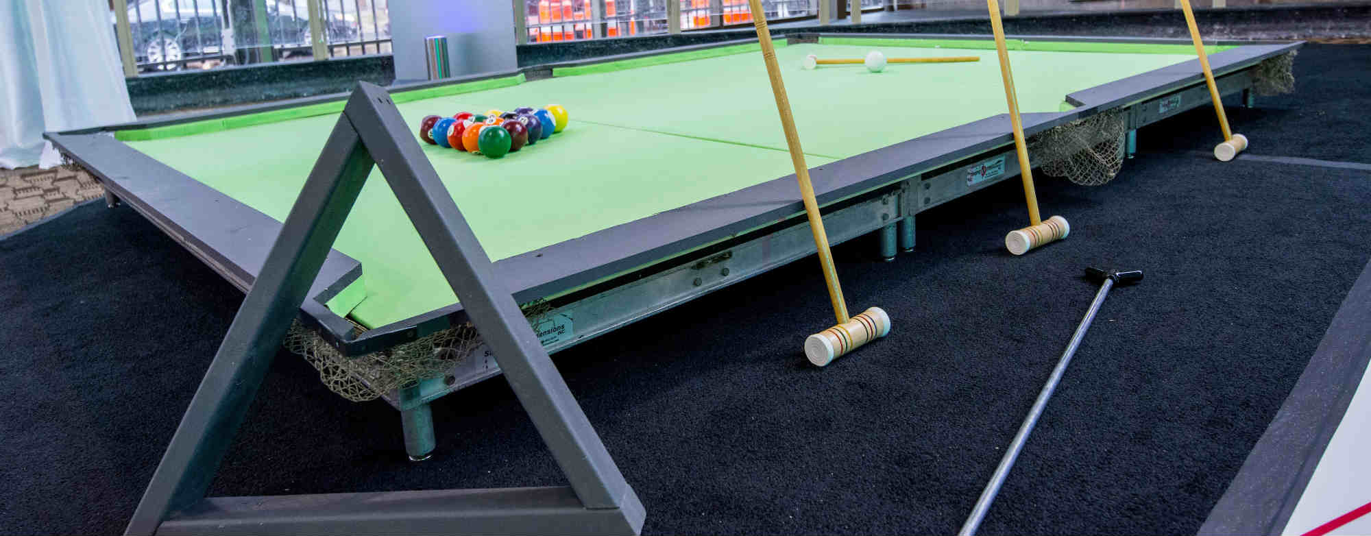 GAMES Archives Page Of Event Lab - Pool table sliders