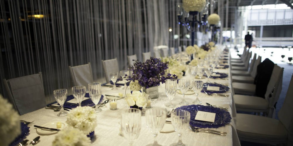 Event design tablescape