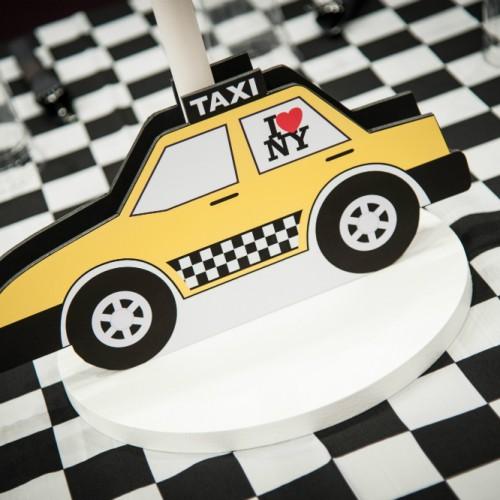 NY Taxi Party Decorations