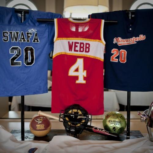 Big ten sports jerseys