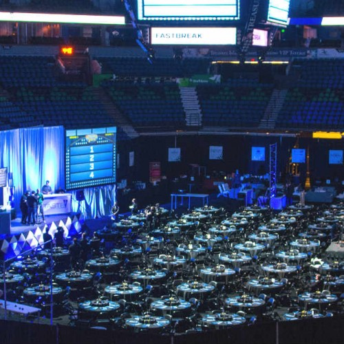 Taste of the Timberwolves Gala Planned by Event Lab in Minneapolis