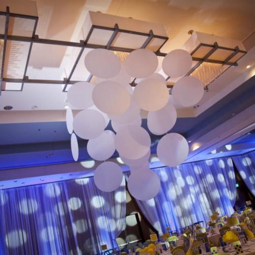 Minnesota N'ICE lighting and ceiling decor