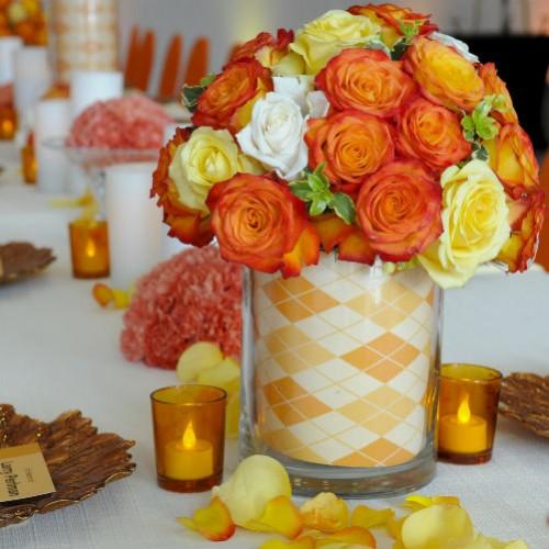 minneapolis event floral decorations