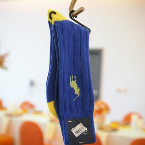 Polo socks | retirement dinner party decor