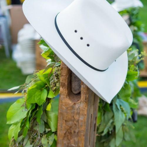Cambria cowboy hat