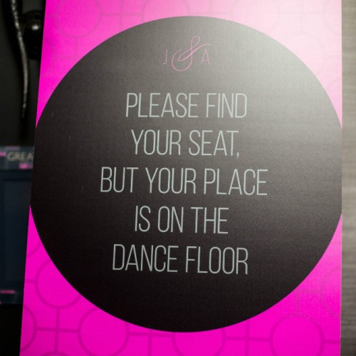 Thomas Wed dance sign web