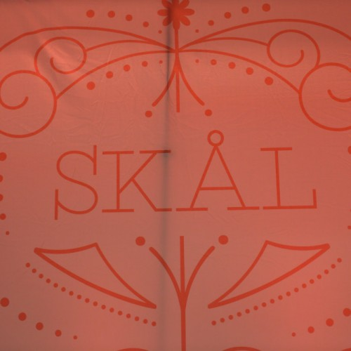 Carlson Holiday 2015 SKAL close up