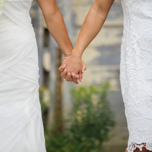 Allen Wedding hands