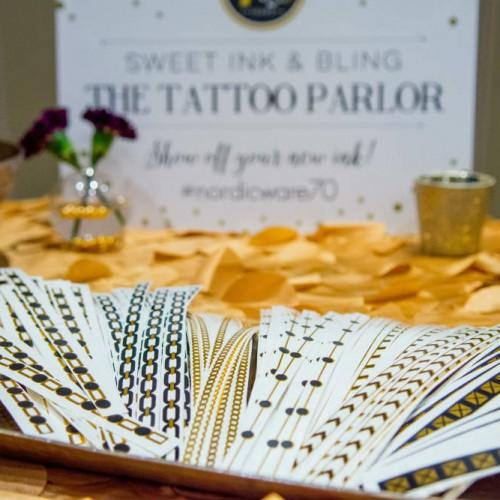 Nordic Ware tattoos