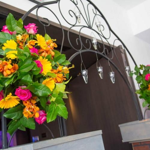 Ann Plans Arch 2 floral
