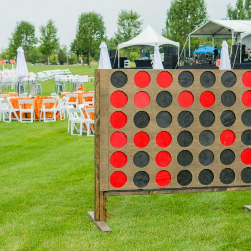 Giant Games Connect 4