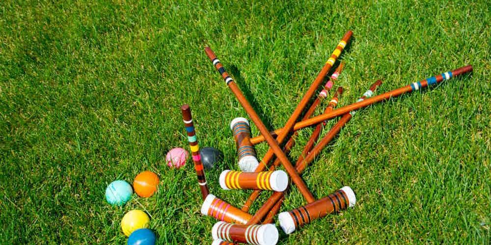 Giant Games Croquet