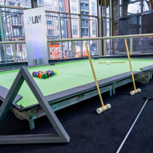 Giant Games Pool Table