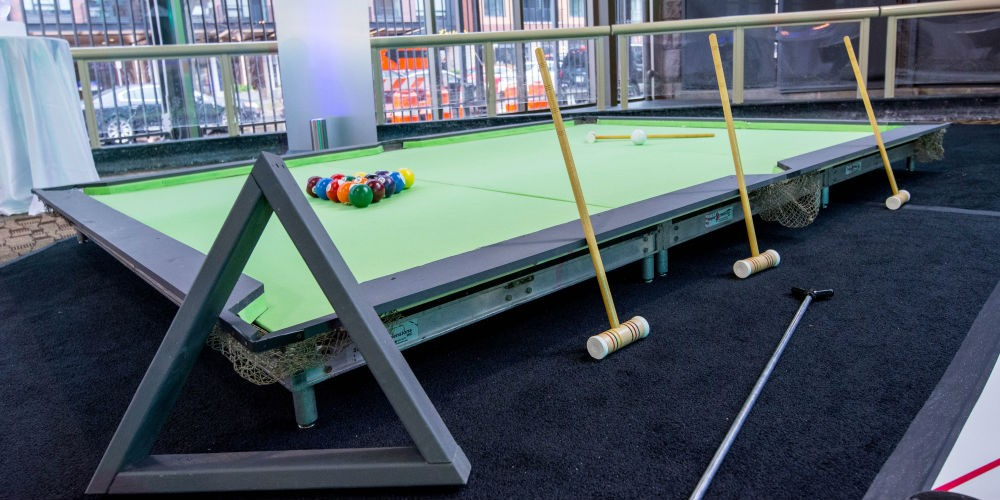Giant Games Pool Table project image