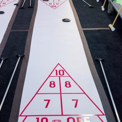 Giant Games Shuffleboard