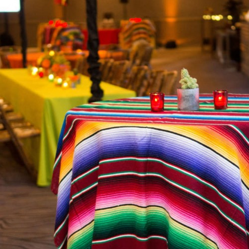 JJ serape table