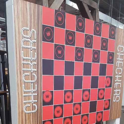 Magnetic Checkers 500 x 500
