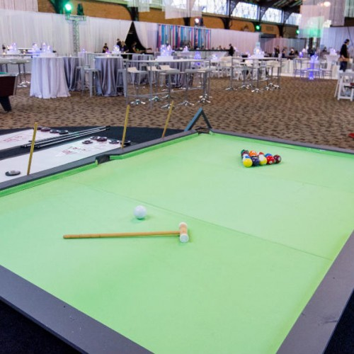 SPS Pool Table