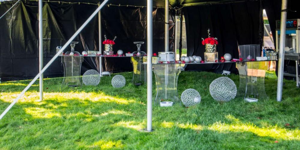 Cambria 2016 acrylic buffets