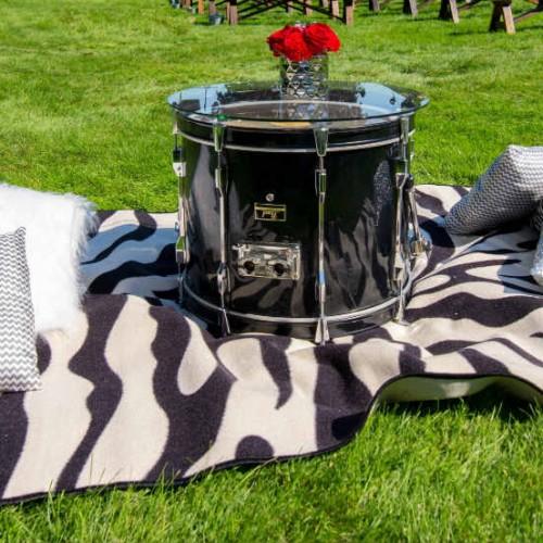 Cambria 2016 drum set seating