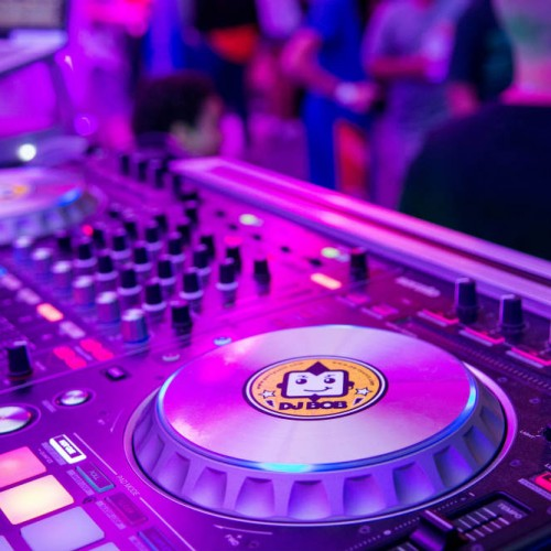 Lulavy DJ board