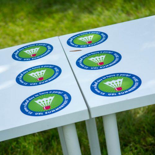 upsher 2016 badminton tables