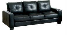 Black Sofa 230 x 120