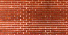 brick wall 230-x-120