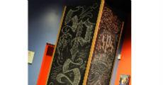Chalk Columns 230 x 120
