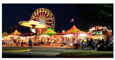 Circus Midway 230 x 120