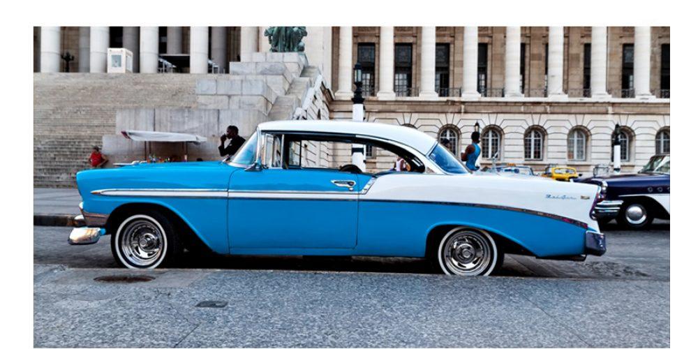 classic car in havana