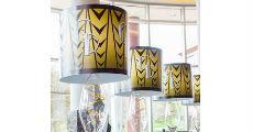 Custom Lampshades 230 x 120