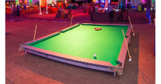 giant pool table 230-x-120