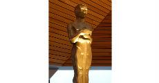 Golden Statues 230 x 120