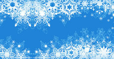 holiday snowflake 230-x-120