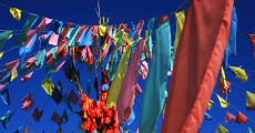 mongolian prayer flags 230-x-120