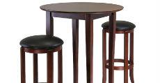 Pub Table 4 Leg Stools 230 x 120