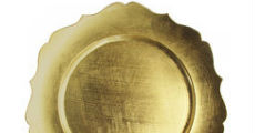 Scallop Gold 230 x 120