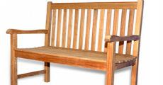 Teak Wood Bench 230 x 120