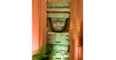 Tiki God 7ft 230 x 120