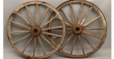 Wagon Wheels 230 x 120