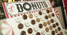 Weisberg Rutman Mitzvah Donut Wall 230 x 120