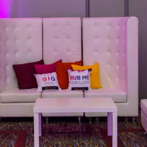 BATC 2016 White Sofa