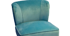 Blue Chair 230 x 120