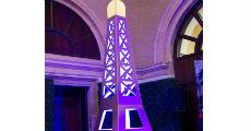 Eiffel Tower 230 x 120