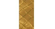 Pintuck Gold 230 x 120