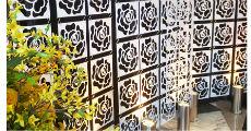 Rose Panels 230 x 120
