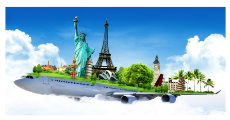 Travel 230 x 120