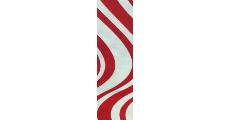 Wavy Red 230 x 120